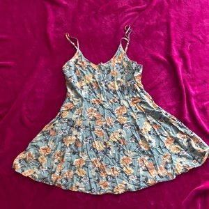 Dresses & Skirts - Floral skater Dress size XL